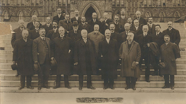 dominion medical council 1929